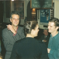 Joop at PhD Party Wilma - 1995