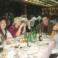 Joop at SPUDM Moskou - 1989